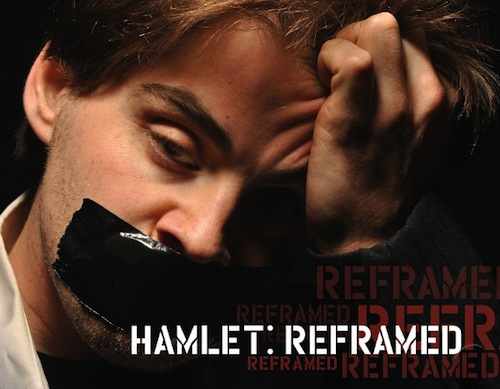 Sam Rabinovitz as Hamlet